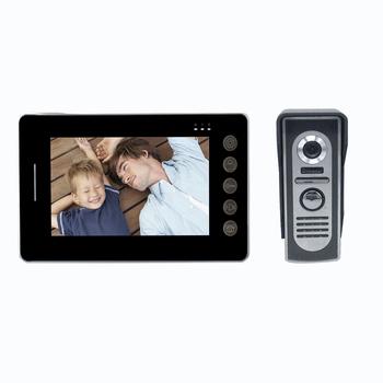 2017 New Door Entry Systemvilla Vdp Outdoor Cameravideo Door Phone