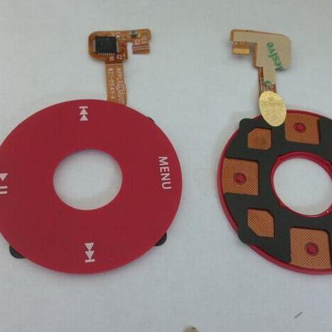 NEW Red iPod Classic U2 Clickwheel Click Wheel Scroll For 80GB 120GB 160GB