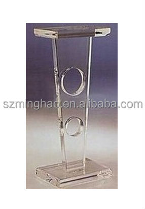 Clear Acrylic Church Pulpit Podiums Design/lectern/rostrum