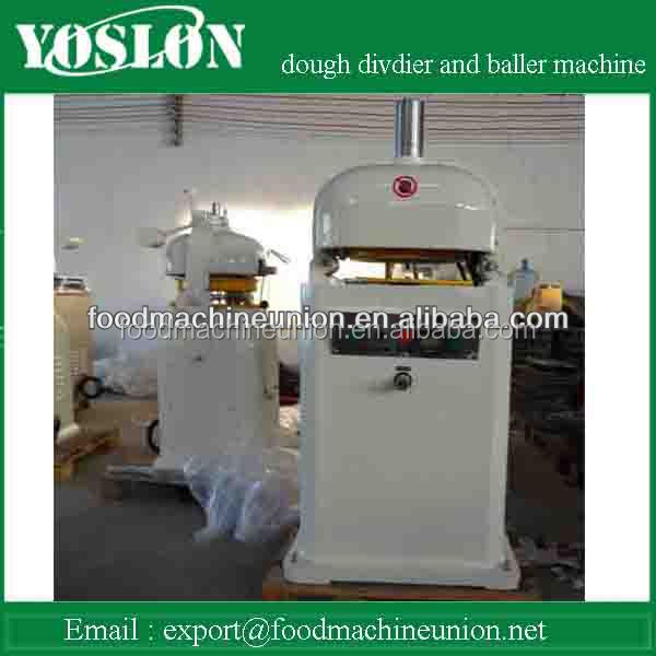 continuous dough divider and rounder