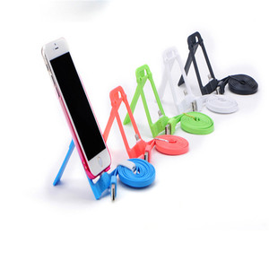 Multifunctional Cell Phone Holder On Desktop plastic Display Stand For Laptop/mobile phone