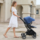3 in 1 Multifunctional Compact Lightweight Luxury baby pram