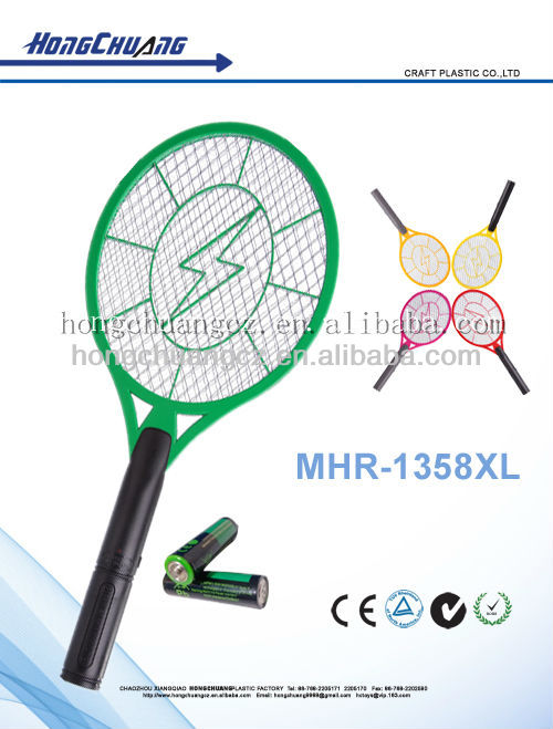 SGS bug zapper battery swatter fly