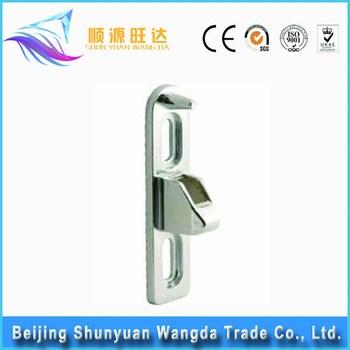 Die Casting Aluminum Cabinet Electrical Panel Door Lock Housing Parts