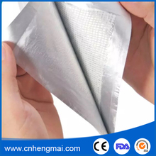 100% Cotton Paraffin Gauze Pads Soft Paraffin Gauze Dressing For Burns