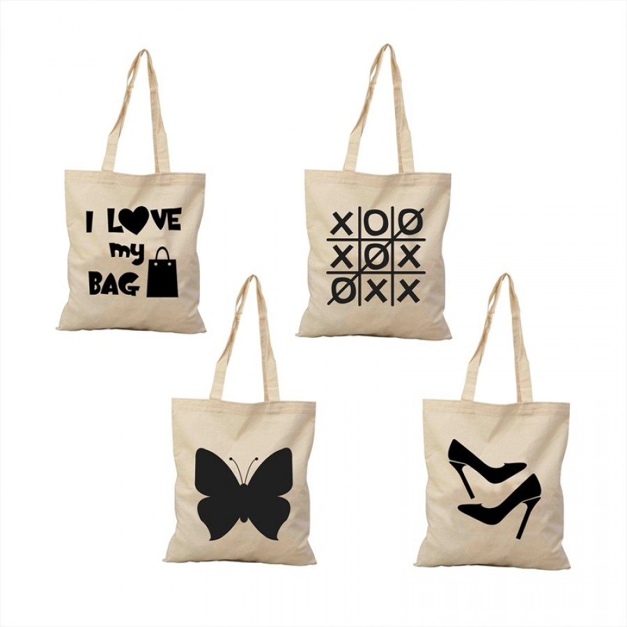 Creat Custom print <strong>Promotion</strong> 100% cotton shopping canvas bag