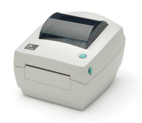 Zebra Printer GK888T thermal thransfer /direct label printer