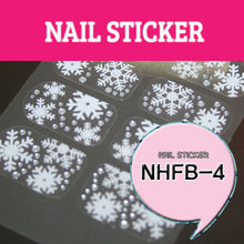 Volledige Tip Nagel <span class=keywords><strong>Stickers</strong></span>_NHFB4/nail sticker/frans nail sticker/volledige cover nail sticker