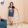 Aluminium 3 step extension adjustable stair ladder