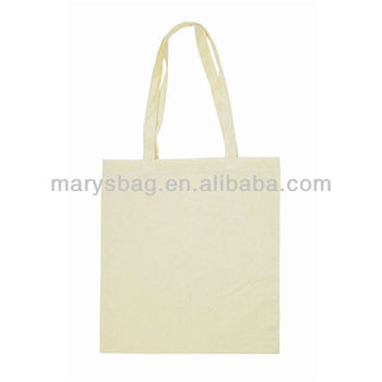 Cotton Calico Tote bags with no gusset