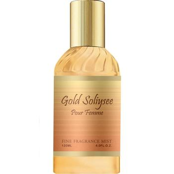 7e40aa9851 Gold Soliysee Pour Femme 120ml Body Mist Spay Frgance - Buy Dear ...