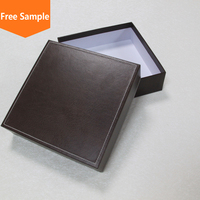 2016 Fatory handmade new design Paper chocolate box pattern
