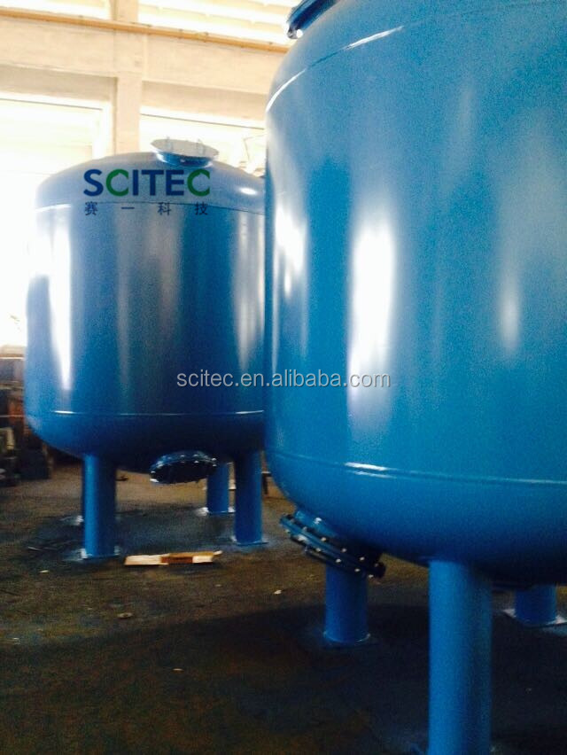 Scitec Industrial Mechanical Sand Filter For Water Treatment ...