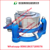 Yarn Cones Dewater Machine /Leaves dehydrator machine/Chemical dewatering machine