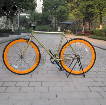 700C newly professional fixed gear bicycle frame