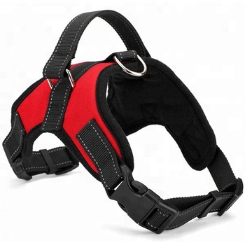 dog harness metal buckle dog pet harness