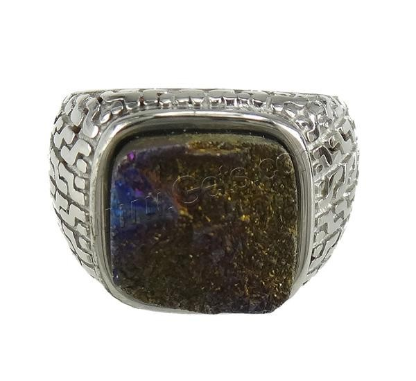 Gets.com 2015 gemstone brass ring