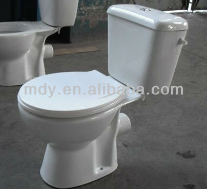 ECONOMIC CE STANDARD SANITARY WARE TOILET MFZ-06D PACK WC