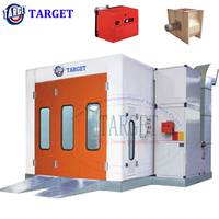 Water based used car paint booth/paint boxs/spray booth