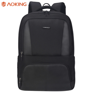 Aoking wholesale low moq laptop bags bagpack back pack Multifunctional  Storage men business backpack bag 0b39fdfd519f2