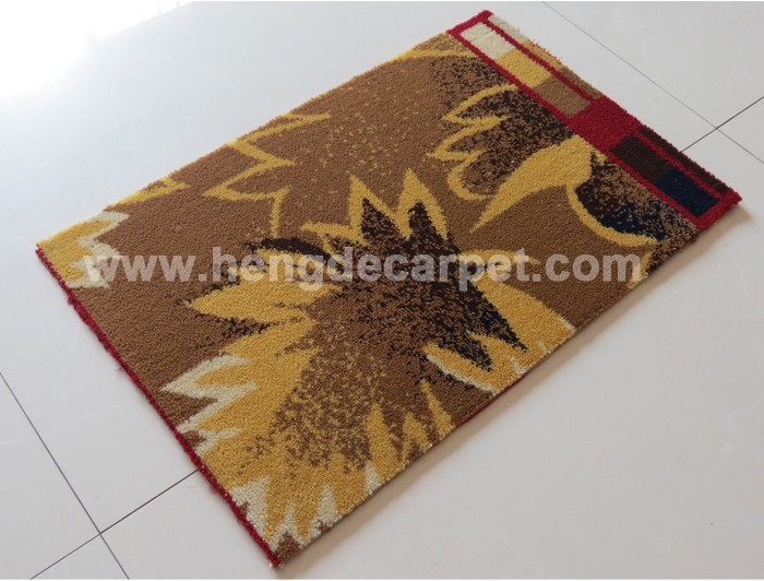 Modern design restaurant wall to wall carpet tiles for Wall to wall carpeting prices
