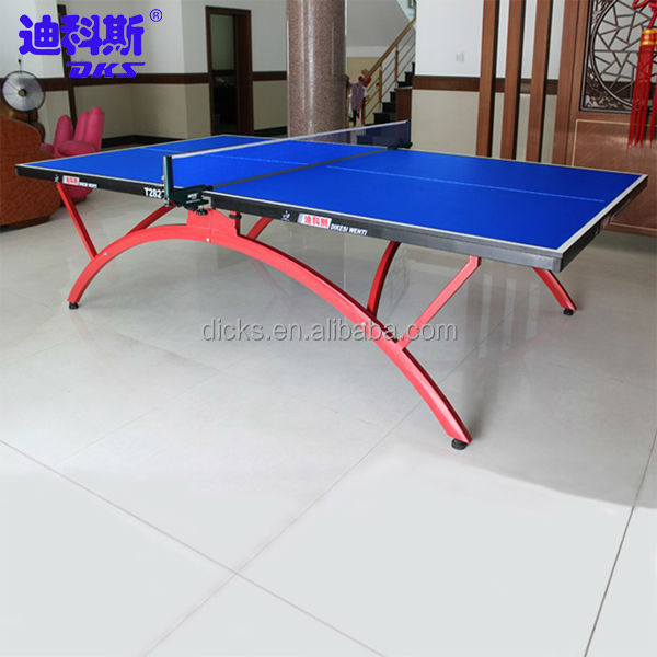 Height Adjustable Table Tennis Table