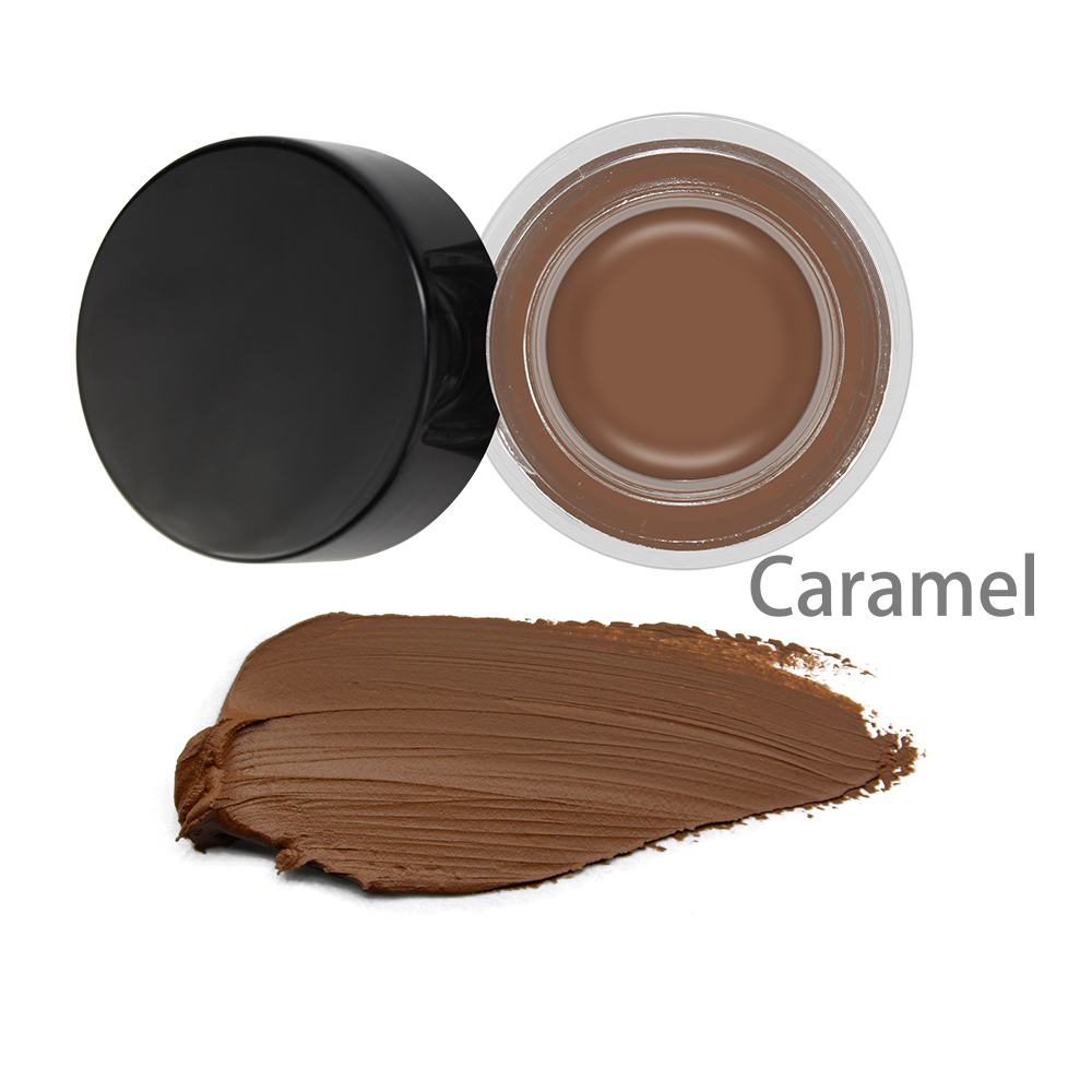 10 color Eyebrow Brown Color Enhancers Makeup Waterproof Eye Brow Filler Beverly Hills Pomade Gel