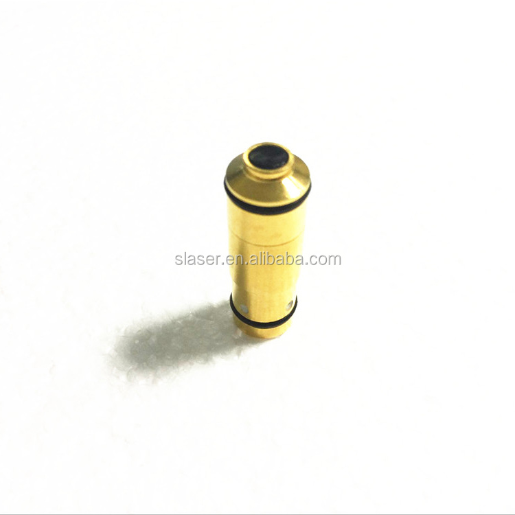CAL.45ACP//.45 Red Dot Laser Brass Bore Sighter Cartridge Boresight for Hunting