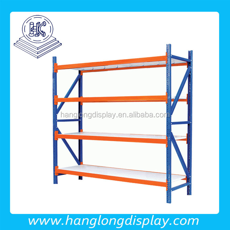 warehouse use heavy duty commercial tire rack