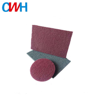 Fast Delivery Industrial Nylon Scouring Pad For Devices Polishing
