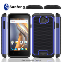 Shockproof protective case for Coolpad Catalyst 3622A T-mobible carrier