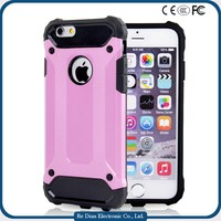 Fashion Security Protective All In One PC case cell Phone Case For iPhone6S