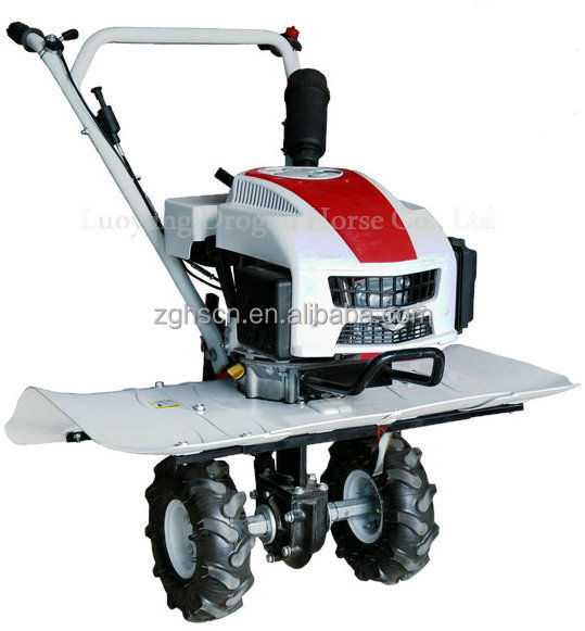 Mutifunctional Plastic Mulch Layer Machine Garden Plastic Sheet