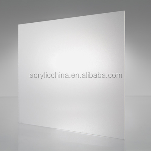 High Quality Frosted Acrylic Sheet Pmma Lucite Frosted