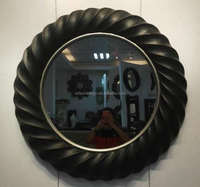 made in china design decorative round wall mirror