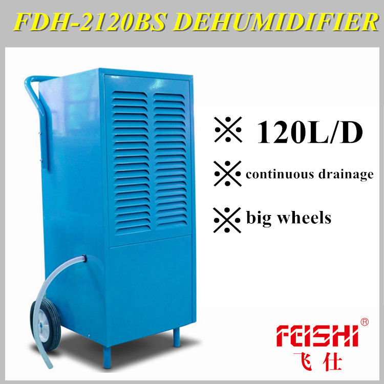 High Quality Industrial Dehumidifier with metal sheet shell