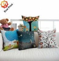 best good-looking colourful heat transfer printed Cushion for promotion