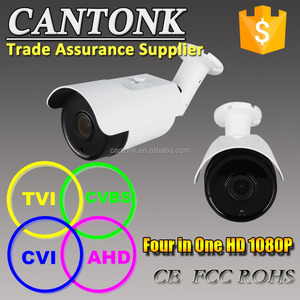 New HD 720p 960P 1080P 3MP 4MP AHD 4 IN 1 CCTV Bullet IR Waterproof IP66 Camera Hot in Turkey