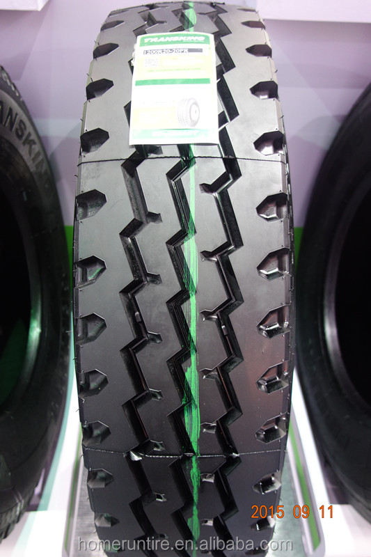 Rib Pattern Tire 1100r20 Tires for Pakistan,Dubai,TRANSKING All Steel Radial Tyre Manufacturer in China 1200r24 315 385 22.5 GSO