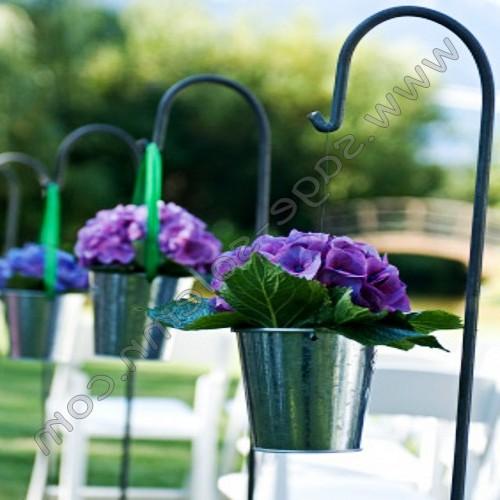 Park Hanging Flower Basket Shepherd Hook Buy Park