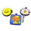 Customzied promotional gift soft pvc key cap/key cover
