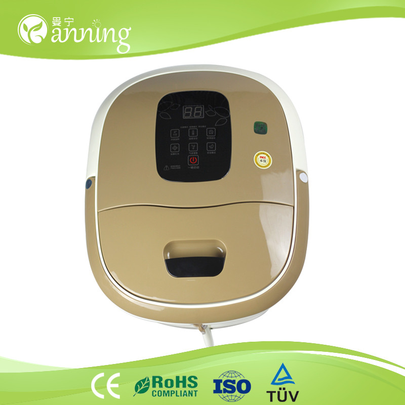 2016 Hot selling health care foot spa massager,foot bath massager,nature slim foot spa