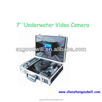 Monitor Underwater Fishing Camera Fish Finder underwater security system with mini dvr
