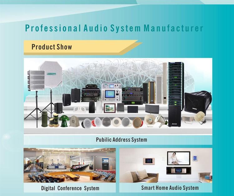 Dsppa Mp1010u 350w 6 Zones Mp3 /fm Sound System Amplifier