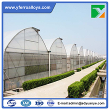 Multi-span Poly House Micron Uv Plastic Film Greenhouse For Sale