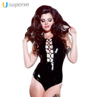 Women Latex Catsuit Adult Latex Bodysuit Catsuit Sexy Latex Rubber Catsuit for Women
