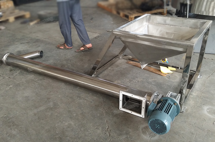 auger conveyor 3