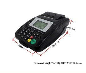 Pizza Online Food Ordering Thermal Receipt GSM SMS Printer GT5000S