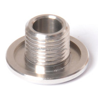 Car Air Conditioner Thermostat Stainless Steel M5 hollow bushing