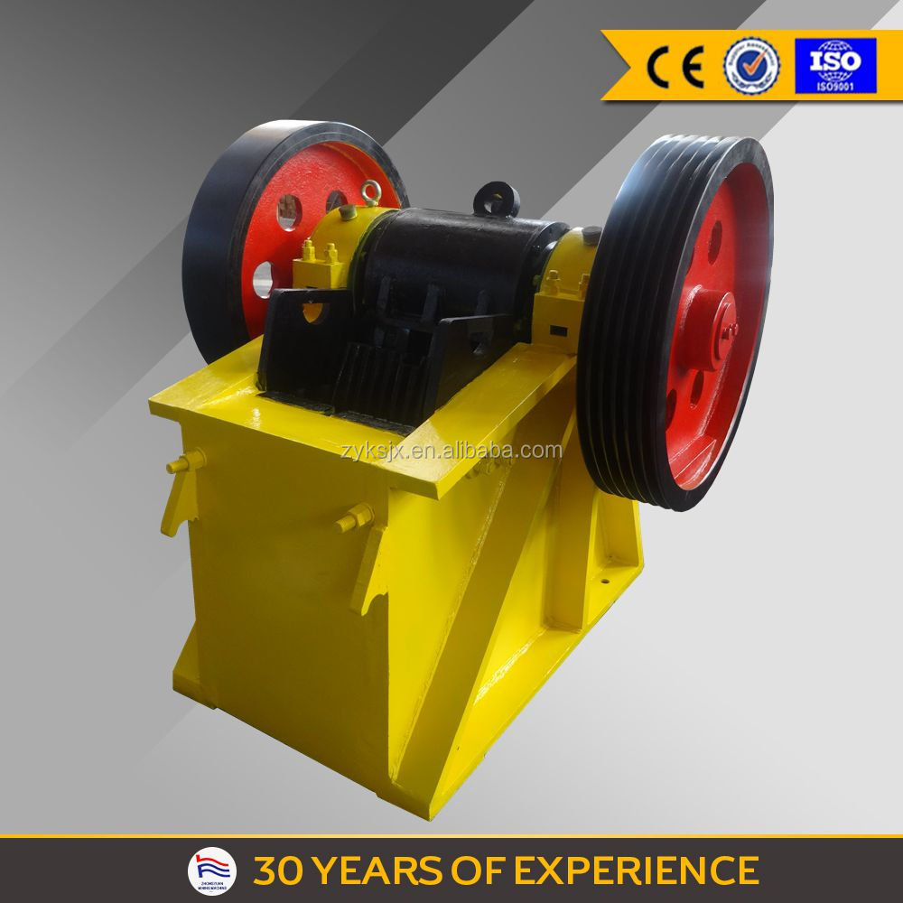 China Manufacture Jaw Crusher low price crushing carbon stone coal rough crushing